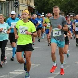 Tallinna Maraton - Roman Chistiakov (27), Riho Treumuth (348)