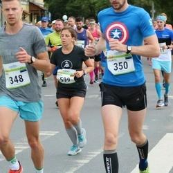 Tallinna Maraton - Riho Treumuth (348), Laurits Puust (350), Claire Petit (599)