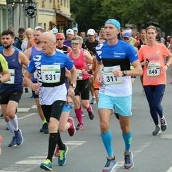 Tallinna Maraton - Roman Solomko (311), Lev Lubenskiy (531)