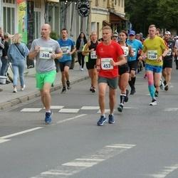 Tallinna Maraton - Raido Kaldma (368), Roman Gasynets (453)