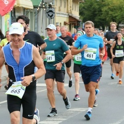 Tallinna Maraton - Janis Magdalenoks (461), Dimitri Podgornõi (541)