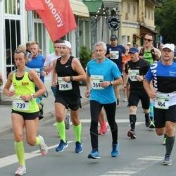 Tallinna Maraton - Jüri Reinson (369), Juri Galitšenko (464)