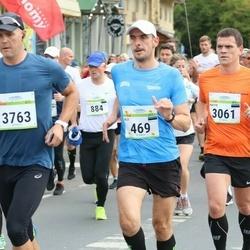 Tallinna Maraton - Alo Viirmaa (469), Kaitis Kõllamets (3061), Raul Kaljuraid (3763)