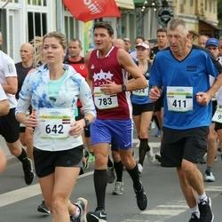 Tallinna Maraton - Aivar Raudsepp (411), Liga Lidumniece (642), Mihails Basmanovs (783)