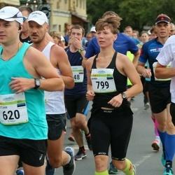 Tallinna Maraton - Kristjan Käärma (620), Laura Toots (799)