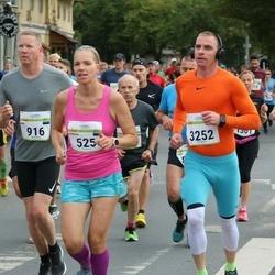Tallinna Maraton - Evelin Ausmees (525), Jarmo Tamm (3252)