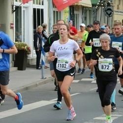Tallinna Maraton - Aimi Pihel (872), Marja Stina Saaliste (1102)