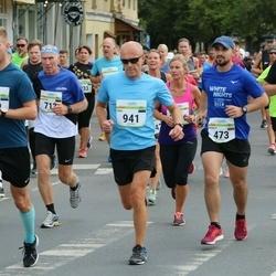 Tallinna Maraton - Vitaliy Vinokurov (473), Erki Nurk (941)
