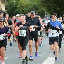 Tallinna Maraton - Elo Rüütel (925), Mikk Männamets (3192)
