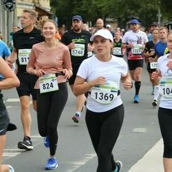 Tallinna Maraton - Maria Vvedenskaya (824), Merike Pedaste (1369)