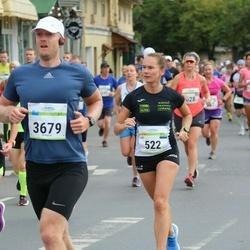 Tallinna Maraton - Liis Põder (522), Aarne Vasarik (3679)