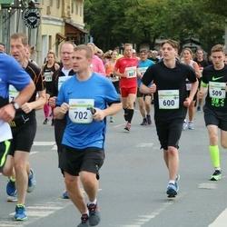 Tallinna Maraton - Jakob Toomsalu (509), Olli Kirkkopelto (600)