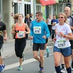 Tallinna Maraton - Laura Putkinen (588), Juha Helenius (878)