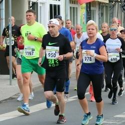 Tallinna Maraton - Stephane Robert (950), Tiia Mõek (978)