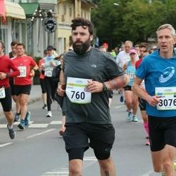 Tallinna Maraton - Craig Mace (760), Margus Kandelin (3076)