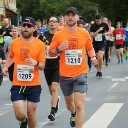 Tallinna Maraton - Andreas Schafferer (1209), Jon Mattias Schafferer (1210)