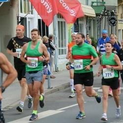 Tallinna Maraton - Douglas Rattray (569), Emma Bish (771)