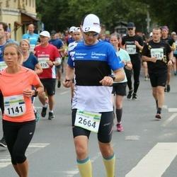 Tallinna Maraton - Maris Leiaru (1141), Volodymyr Manytski (2664)