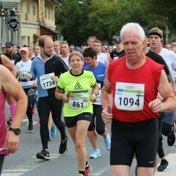 Tallinna Maraton - Charlotte Minchell (861)