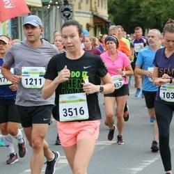 Tallinna Maraton - Dorien Schipper (1033), Heelia Sillamaa (3216)
