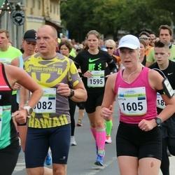 Tallinna Maraton - Kätlin Kroll (1605)