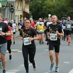 Tallinna Maraton - Didier Zogg (1626), Lea Linnero (1949)