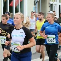 Tallinna Maraton - Astrid Erik (2200)