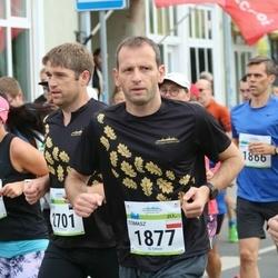 Tallinna Maraton - Tomasz Szeratics (1877), Kaitis Väär (2701)