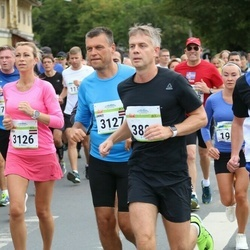 Tallinna Maraton - Liga Zolberga (3126), Janis Zolbergs (3127)