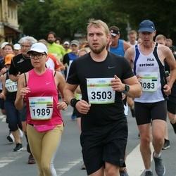 Tallinna Maraton - Alise Rupeka (1989), Tauri Koppel (3503)
