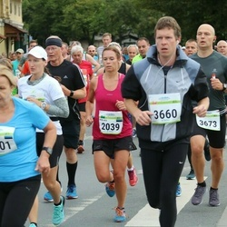 Tallinna Maraton - Reelika Piik (2039)