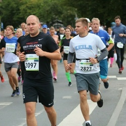 Tallinna Maraton - Sander Tuulik (2097), Kert Lepikson (2823)