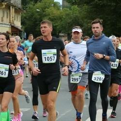 Tallinna Maraton - Jaanis Nurme (1057), Indrek Bauer (3265)