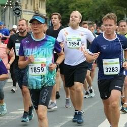 Tallinna Maraton - Gustav Kotkas (1554), Wai Ho Szeto (1859), Markko Abel (3283)