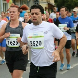Tallinna Maraton - Hanna Salmi (1629), Matthew Johnson Singh (3520)