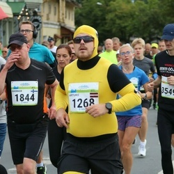 Tallinna Maraton - Arturs Kiselovs (1268), Sverker Lall (1844)