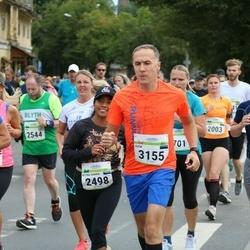 Tallinna Maraton - Reyna Maria Perez Tiscareno (2498), Igor Zazimko (3155)