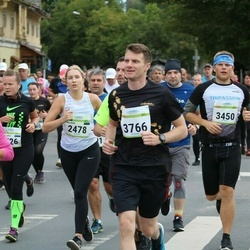 Tallinna Maraton - Melissa Tuuling (2478), Martin Teras (3450), Christopher Calderone (3766)
