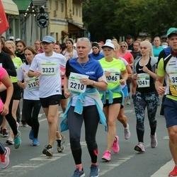 Tallinna Maraton - Katrin Pata (2210), Martin-Kaspar Sild (3510)