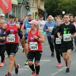 Tallinna Maraton - Erla Olafsdottir (2804), Helga Sigridur Ulfarsdottir (2939), Nicholas Howarth (3851)