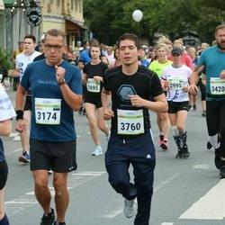 Tallinna Maraton - Tomas Lants (3174), Juan Delgadillo (3760)