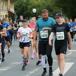 Tallinna Maraton - Janar Kummits (3420), Kregor Kummits (3423)