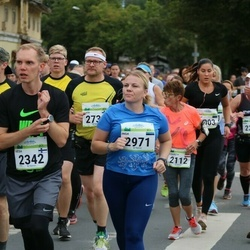 Tallinna Maraton - Vesa Leppälä (2342), Inga Pärnaste (2971)