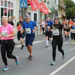 Tallinna Maraton - Katie Walker (3832), Pentti Kukkola (3871)