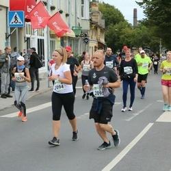 Tallinna Maraton - Mari Kuusik (2094), Tauno Kuusik (2095)