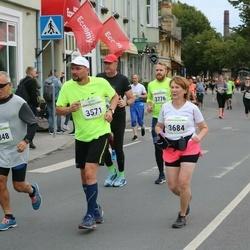 Tallinna Maraton - Tanel Kadai (3571), Alla Rubanova (3684)
