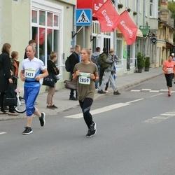 Tallinna Maraton - Marju Zõbin (2859), Vitaly Bukharkin (3421)