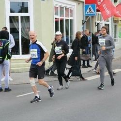 Tallinna Maraton - Epp Liivak (2325), Hannu Koskinen (3385), Oleksandr Bielorozov (3805)