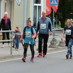 Tallinna Maraton - Shirley Forster (2545), Pasi Kilpeläinen (2547), Leena Kujala-Kilpeläinen (2548)