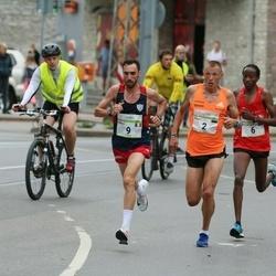 Tallinna Maraton - Roman Fosti (2), Stefano La Rosa (9)